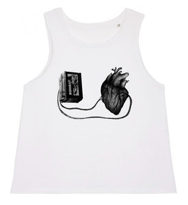Women's Tank Top - Left With a Broken Heart