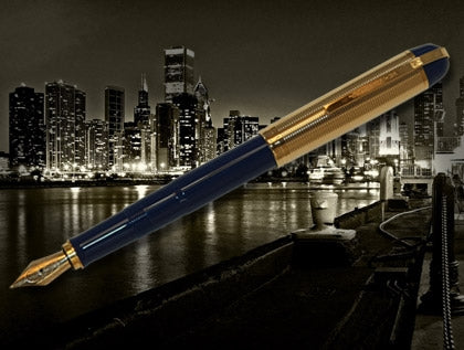 Wahl Eversharp Skyline Blue and Gold.....