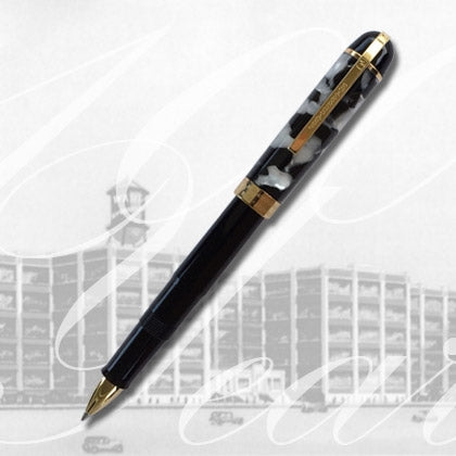 Wahl Eversharp Skyline Black And White/Pearl Rollerball Pen.....100 year collection