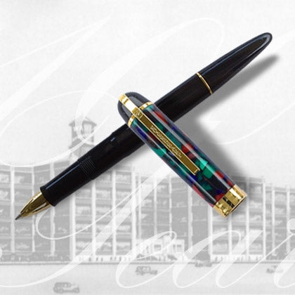 Wahl Eversharp Skyline Mosaic Rollerball Pen.....100 year collection