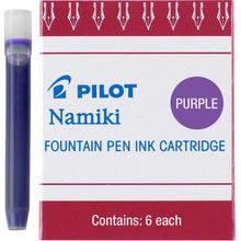 Pilot Namiki Fountain Pen Ink Cartridges