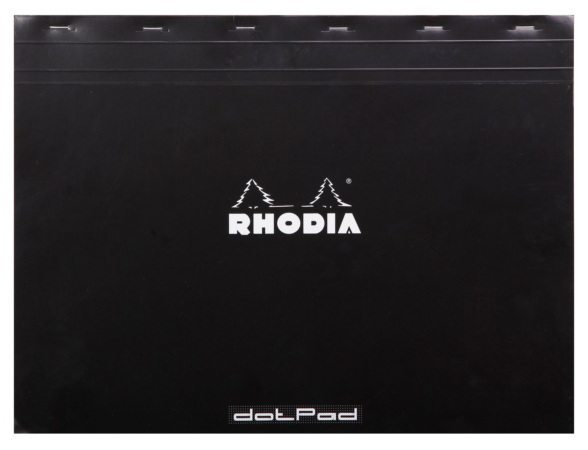 Rhodia Dot Pads (Black Cover)