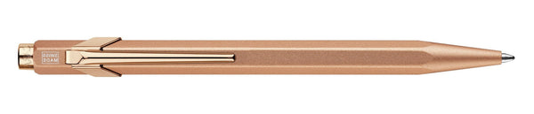 Caran d' Ache 849 BRUT ROSÉ Ballpoint Pen, with Holder