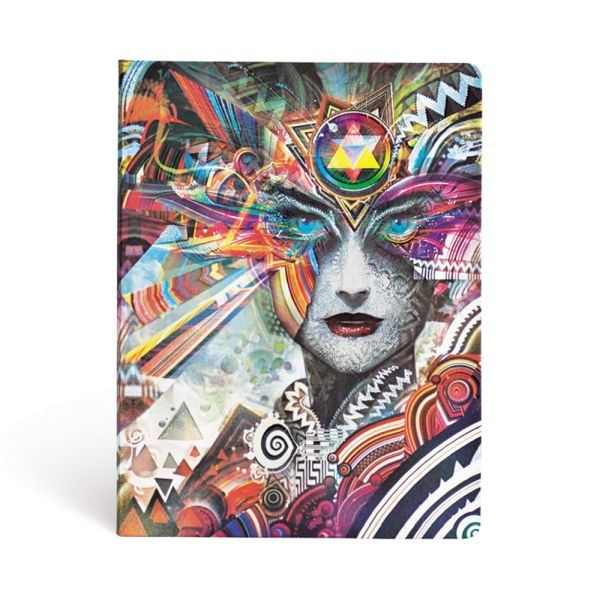 "ANDROIDE JONES COLLECTION: REVOLUTION ULTRA JOURNAL by Paperblanks (7"" x 9"" x 3/4"")"