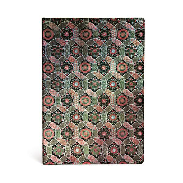 "Chakra - Sacred Tibetan Textiles Grande JOURNAL by Paperblanks (8 1/4"" x 11 3/4"" x 3/4"")"