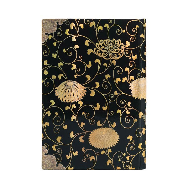 "Karakusa Japanese Lacquer Boxes MINI JOURNAL by Paperblanks (3¾"" x 5½"" x ¾"")"
