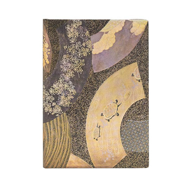 "OUGI of Japanese Lacquer Boxes  MIDI JOURNAL by Paperblanks (5"" x 7"" x ¾"")"