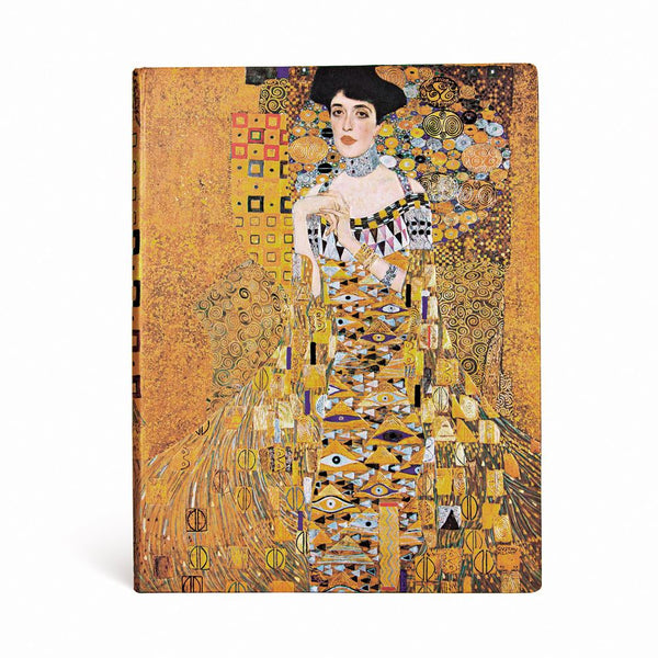 "KLIMT'S 100TH ANNIVERSARY – PORTRAIT OF ADELE JOURNAL by Paperblanks (7"" x 9"" x 3/4"")"