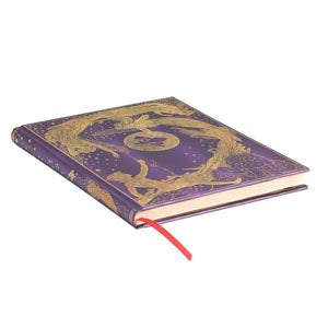 "VIOLET FAIRY ULTRA JOURNAL by Paperblanks (7"" x 9"" x 3/4"")"