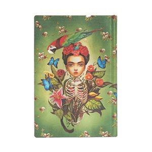 "FRIDA FLEXIS MINI JOURNAL by Paperblanks (3 3/4"" x 5 1/2"" x 1/2"")"