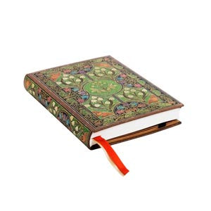 2021 Paperblanks Planner MINI Poetry in Bloom Horizontal