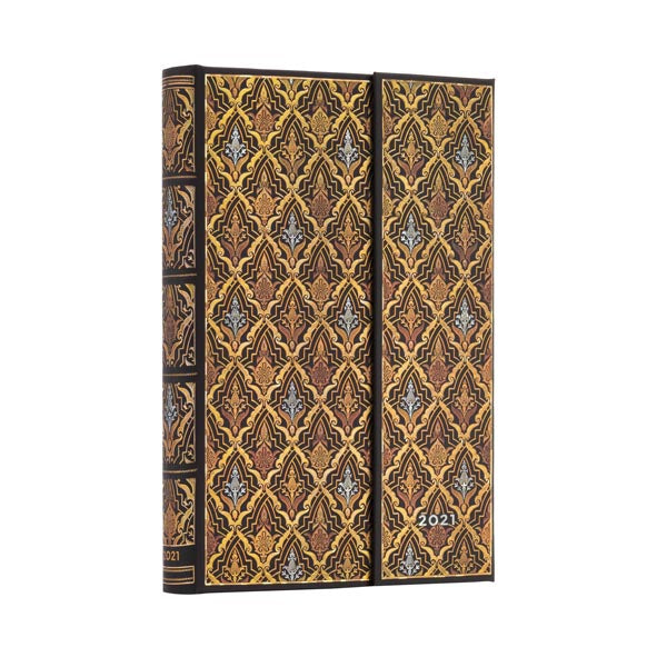 2021 Paperblanks Planner Destiny MIDI Daily