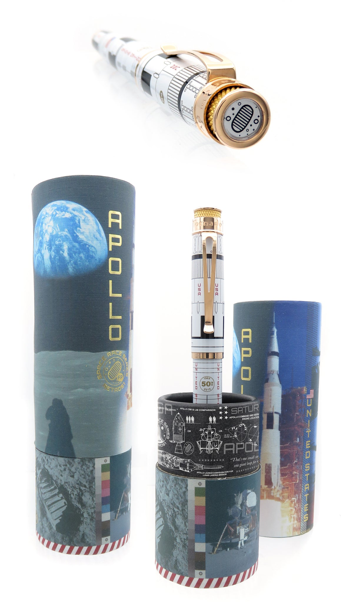 APOLLO FOUNTAIN PEN (LIMIT ONE PER PERSON PLEASE)