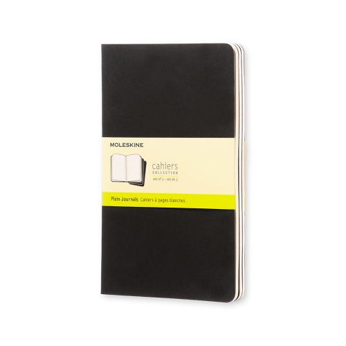 "Moleskine CAHIERS JOURNAL LARGE Size 5"" x 8.25"" RULED SOFTcover"