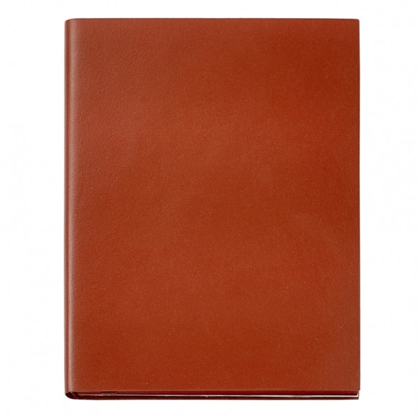 Large SketchWrite Journal, Rust Vachetta Leather