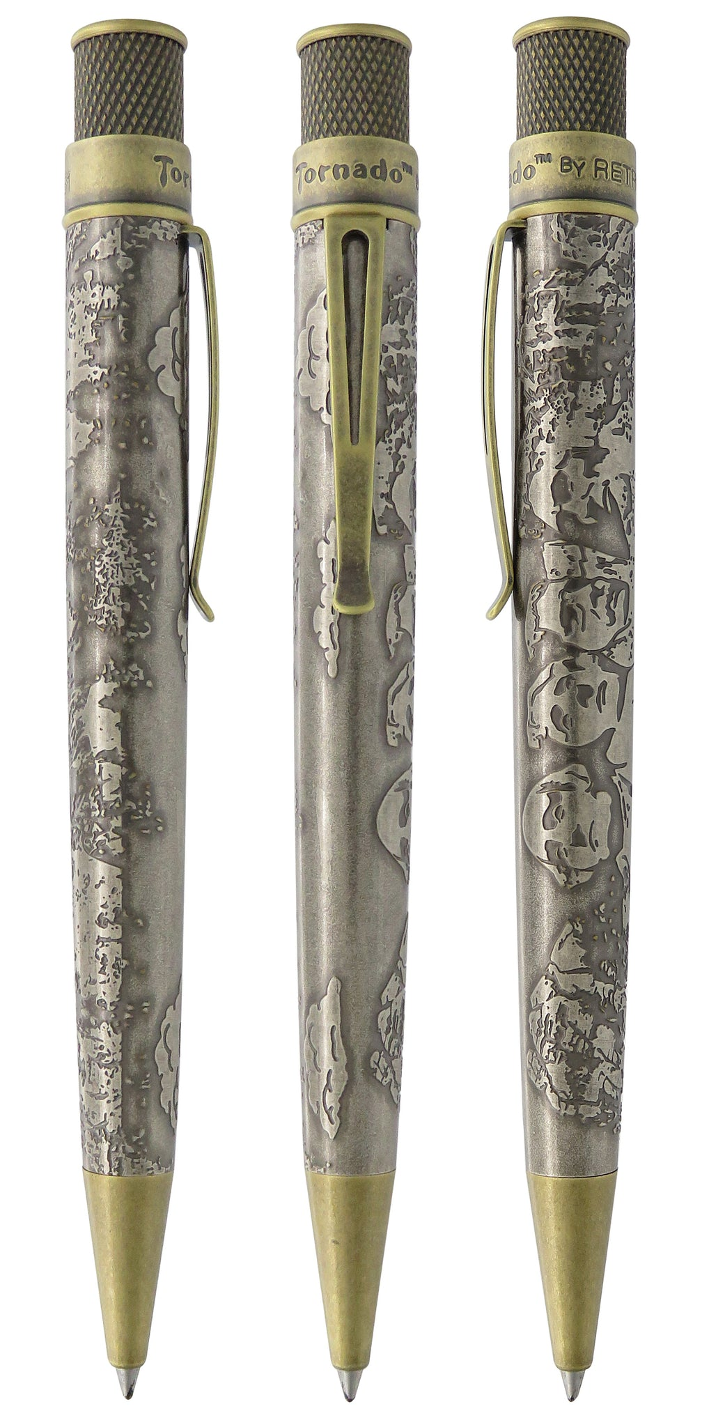 Keystone Mount Rushmore Rollerball, limited edition of 951 (Limit 1 of this pen per day please)