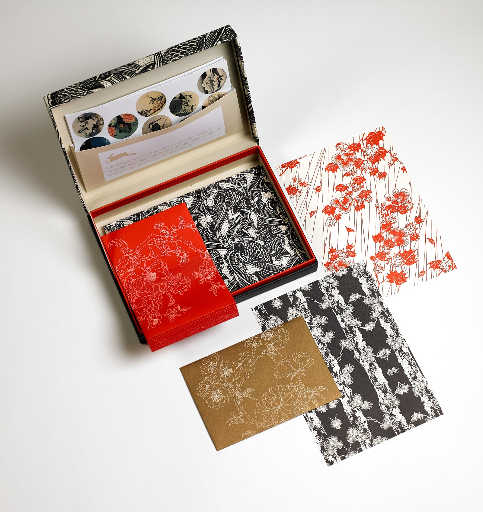Japan Pepin Boxed Stationery