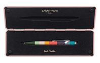 Caran d' Ache 849 PAUL SMITH Ballpoint pen with etui