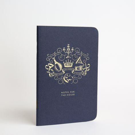 Downton Abbey House Notebook by Crane