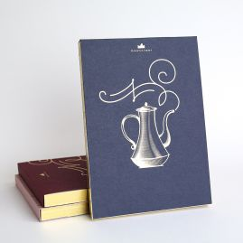Downton Abbey Vanity & Crown Notepad