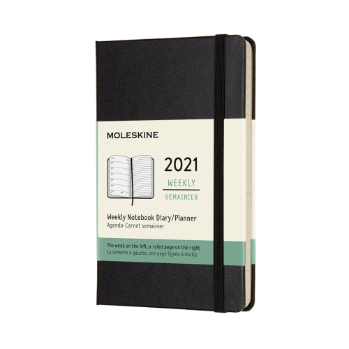 2021 Moleskine Weekly Diary/Planner Soft Cover  small