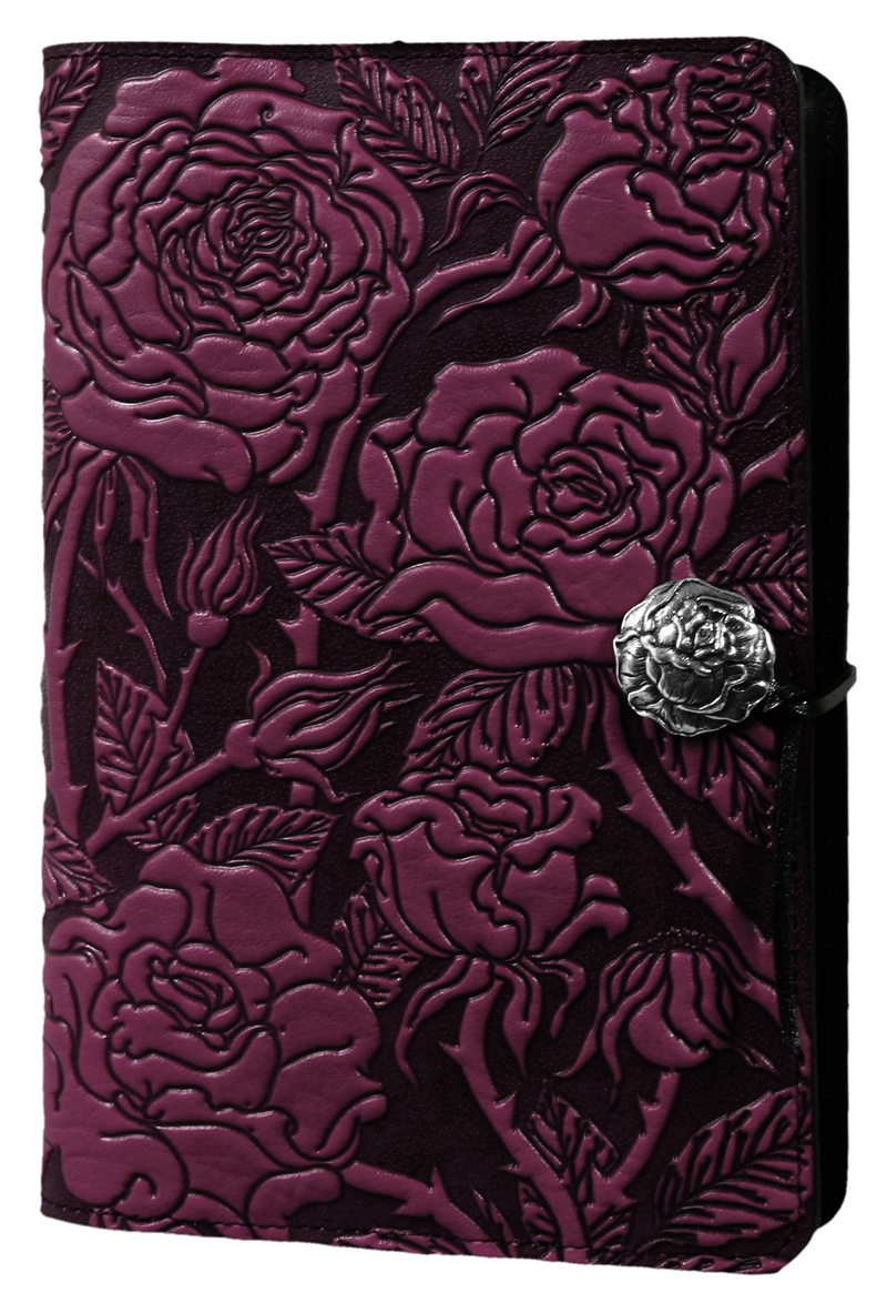 Oberon Original Journal Wild Rose (6x9inches)