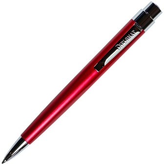 Diplomat Magnum Burned Red Ballpoint