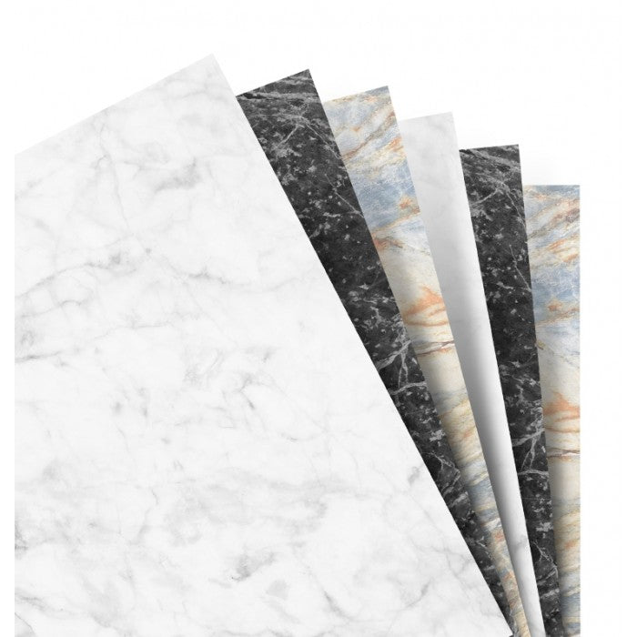 Filofax Notebook Re-fill MARBLE PLAIN A5 Size