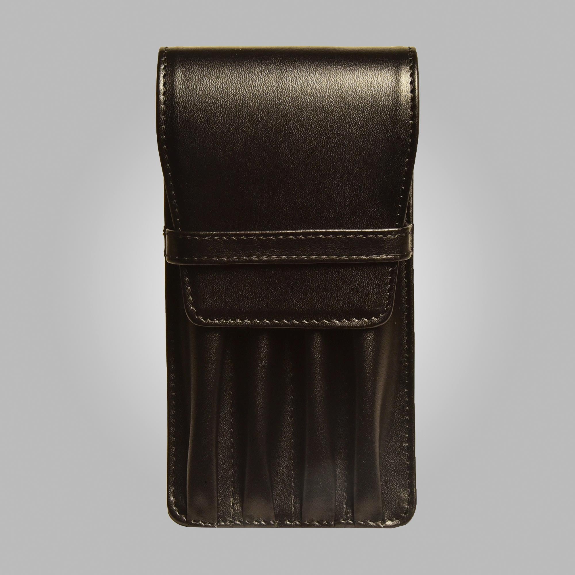 Aston Leather 4 Pen CASE