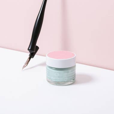 Modern Calligraphy Ink Pale Mint (buy 1 Mint, get Blush Pink Free!)