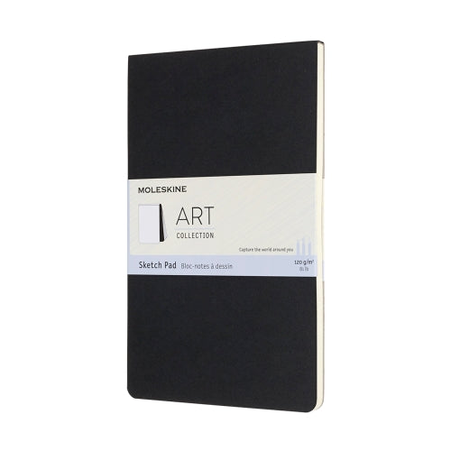 Moleskine ART Collection Sketchpad LARGE (13X21 CM / 5X8.25 IN)