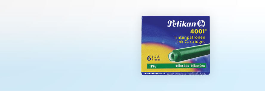 Pelikan  4001 Ink Cartridges
