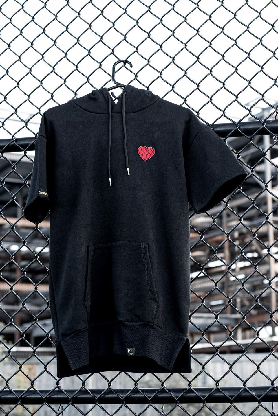 Limited Edition Heart Hoodie