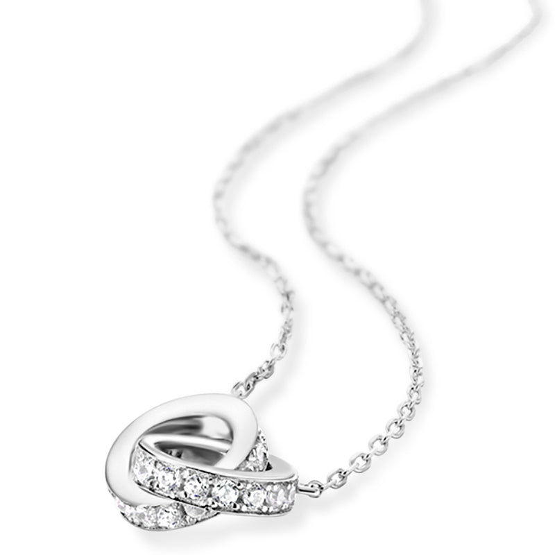 """Unity"" Diamond Necklace"