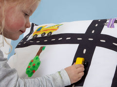 traffic bedding for children