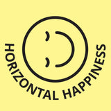 HORIZONTAL HAPPINESS