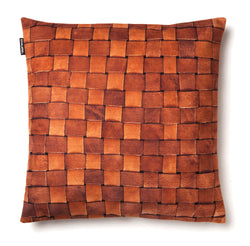 SNURK USA - Heather Leather Pillow Cover