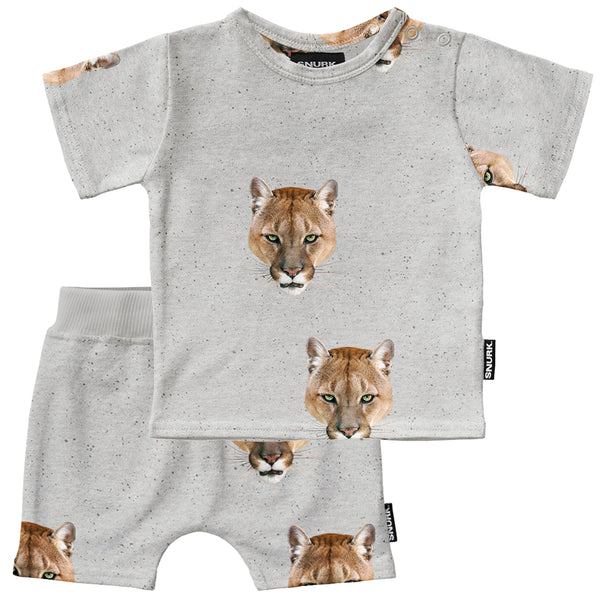 Puma Baby T-Shirt & Short Set