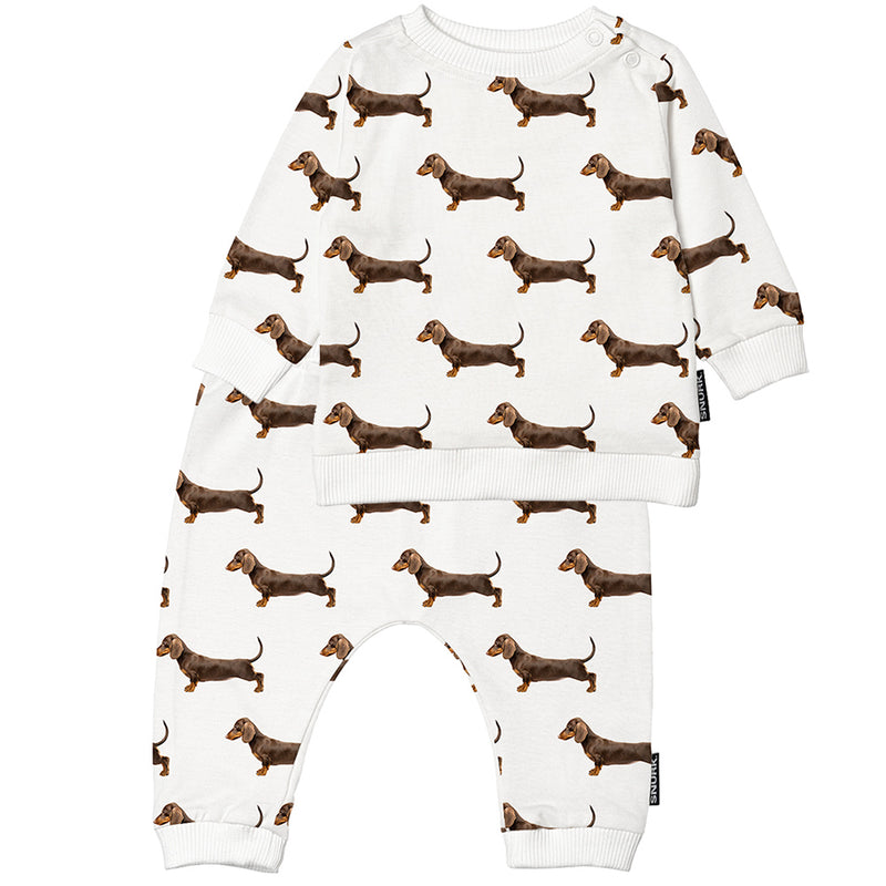 JAMES THE DOG BABY SET