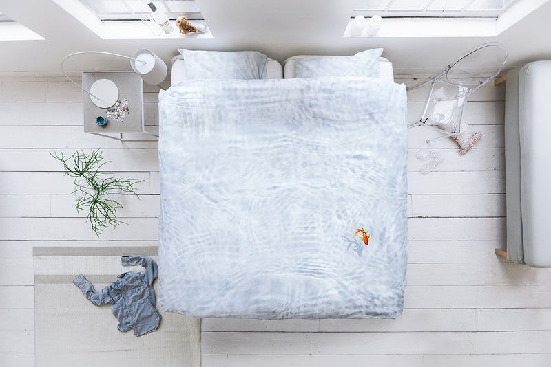 SNURK USA - GOLDFISH - DUVET COVER SET