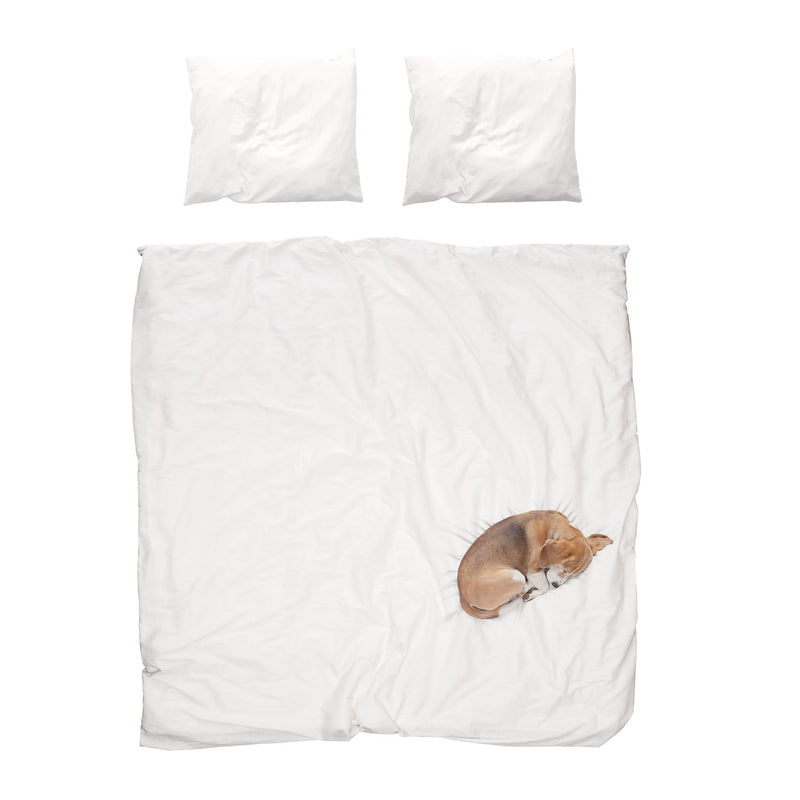 SNURK USA - Bob the Dog - Kids Duvet Cover Set
