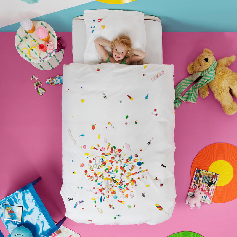 CANDY BLAST DUVET COVER SET
