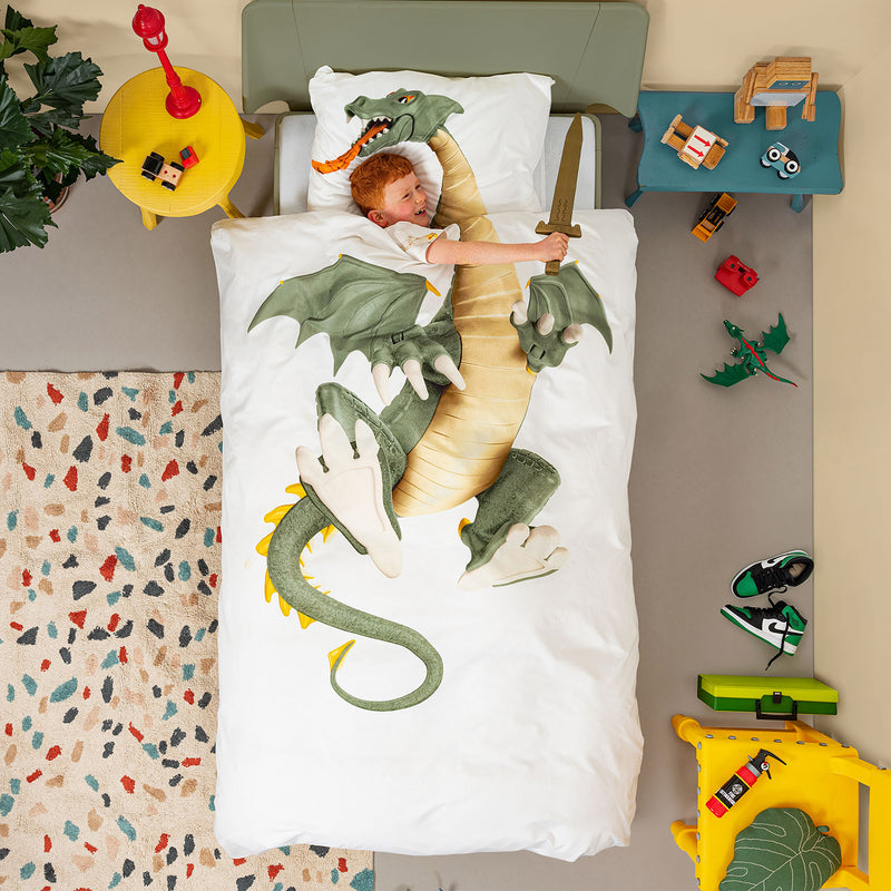 Dragon DUVET COVER SET