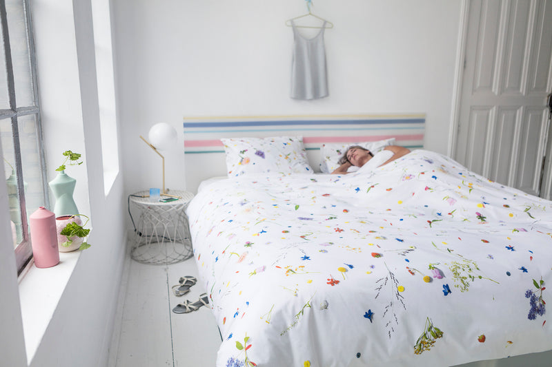 SNURK USA - Flowers - Duvet Cover Set