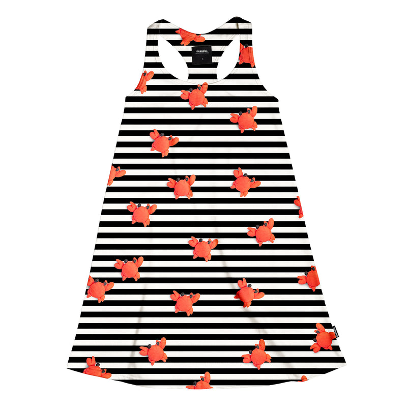 Clay Crab Tank Dress