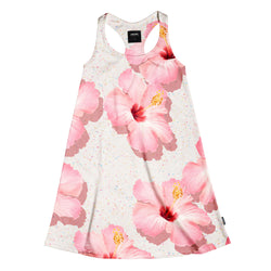 Pink Hawaii Tank Dress