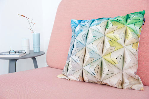 GEOGAMI PILLOW COVER