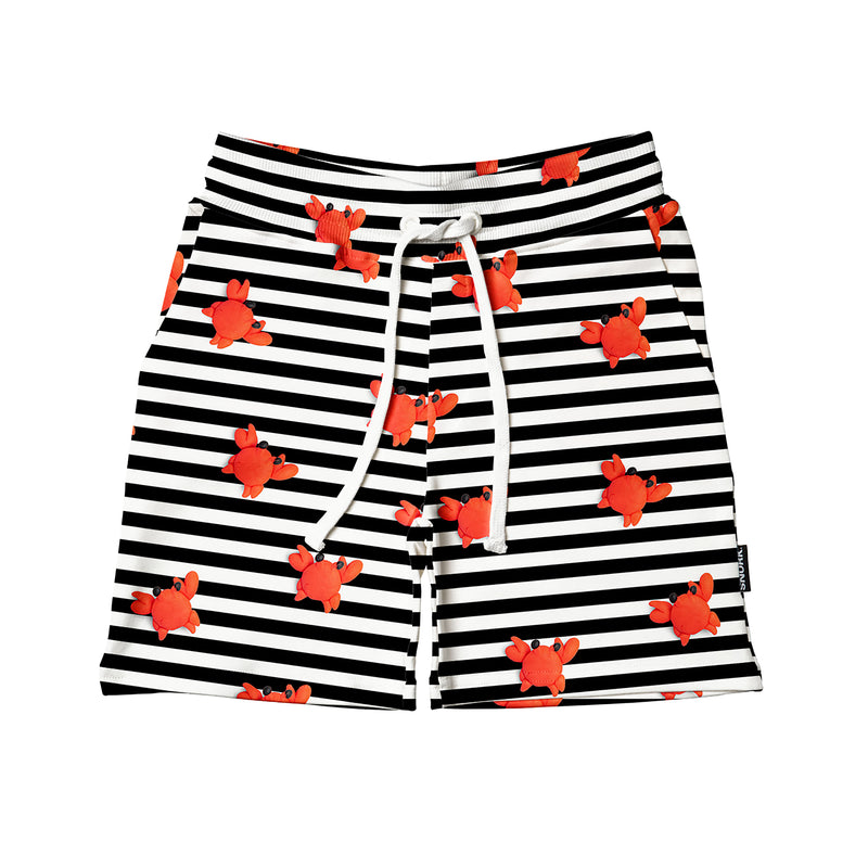 Clay Crab T-shirt & Shorts Set