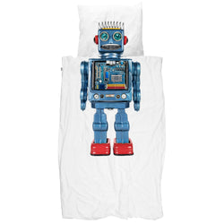 Robot DUVET COVER SET for kids
