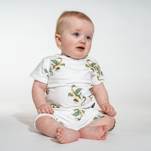 Dragon Baby T-Shirt & Short Set